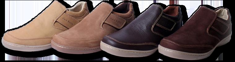 Zapatos New Rock - Outfit Colegiales Niños