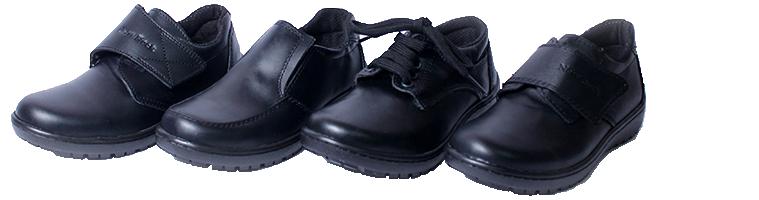 Zapatos New Rock - Colegiales Niñas